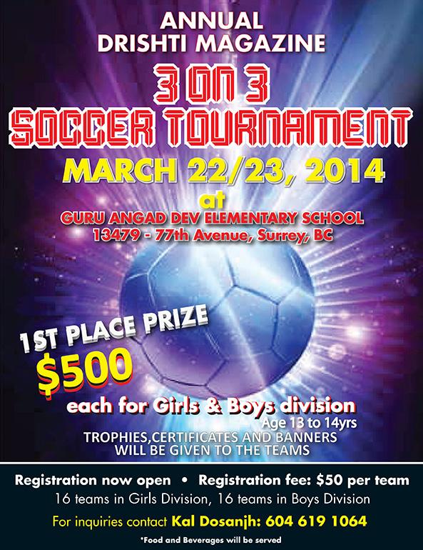 Poster-Soccer