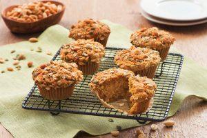 pumpkin-peanut-muffins