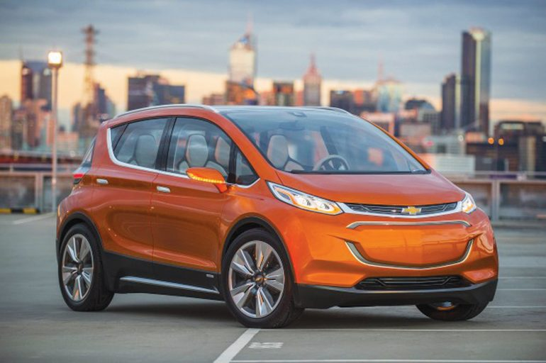 Chevrolet Introduces 2017 Bolt Ev First Long Range Affordable Electric Vehicle Preview By Veeno Dewan