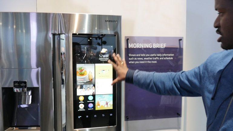 Samsung Family Hub Refrigerator Drishti Magazine