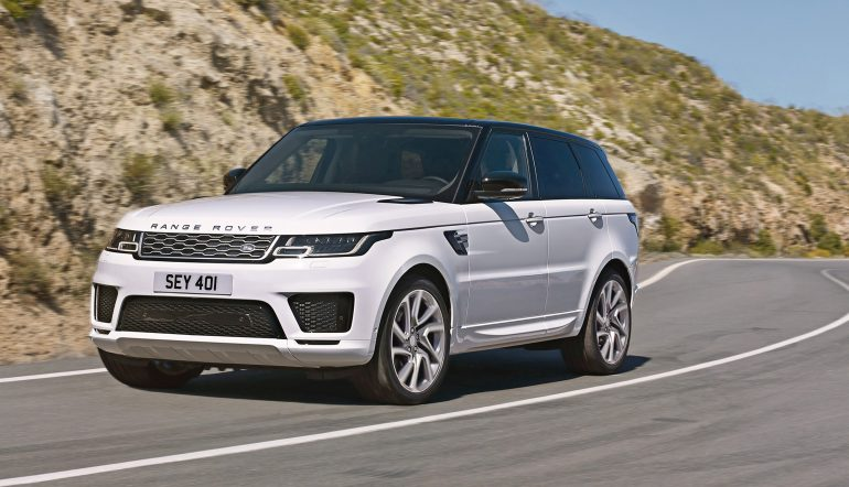 According To Land Rover The Sport P400e Has A 0 100 Km H Time Of 6 7 Seconds And Top Sd 219 13 1 Kwh Battery Pack Will Allow Fully