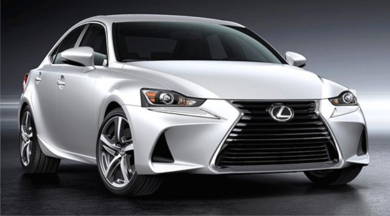 2018 Lexus is 350 AWD Sedan review: Performance and unique ...