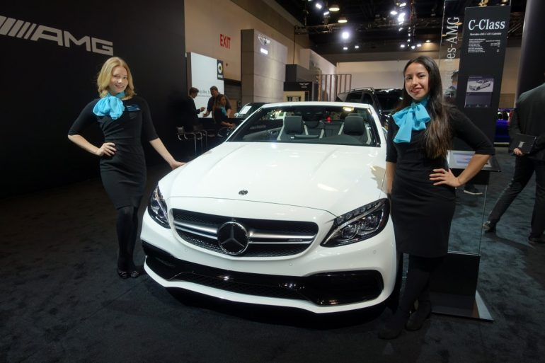 RecordBreaking Attendance At Vancouver International Auto Show - Car show vancouver 2018