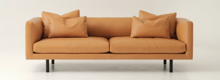 EQ3 Spring/Summer 2018 Collection. Replay Sofa