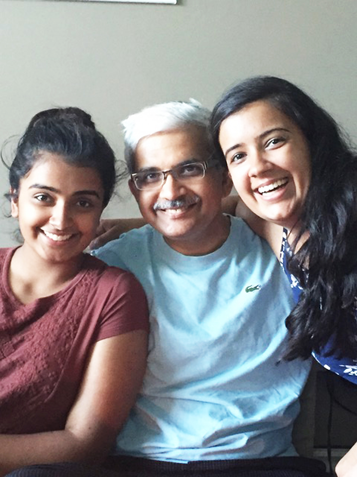 Sukesh Kumar, Partner, KPMG LLP - NEVER STOP BELIEVING