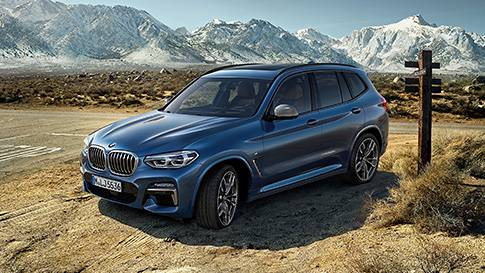 2018 bmw x3 best luxury compact suv drishti magazine. Black Bedroom Furniture Sets. Home Design Ideas