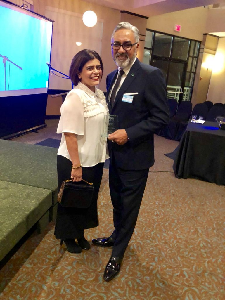 Desjardins Auto Insurance >> Perminder Chohan Received LEADER of the Year Award for ...
