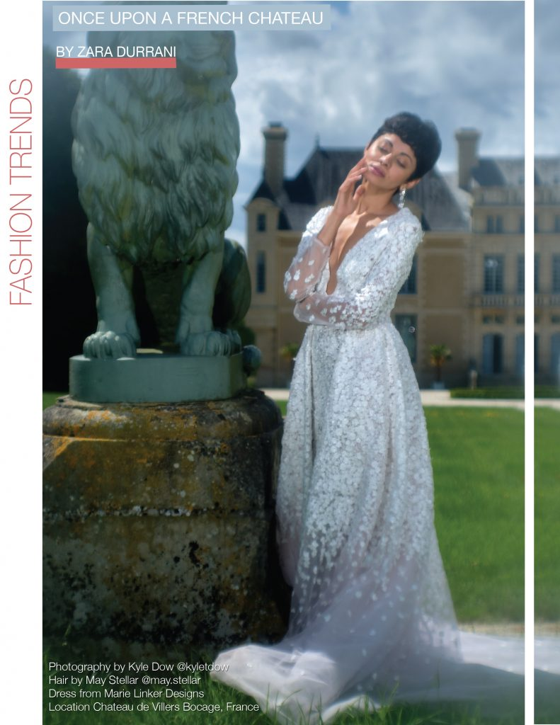 Once Upon a French Chateau by Zara Durrani
