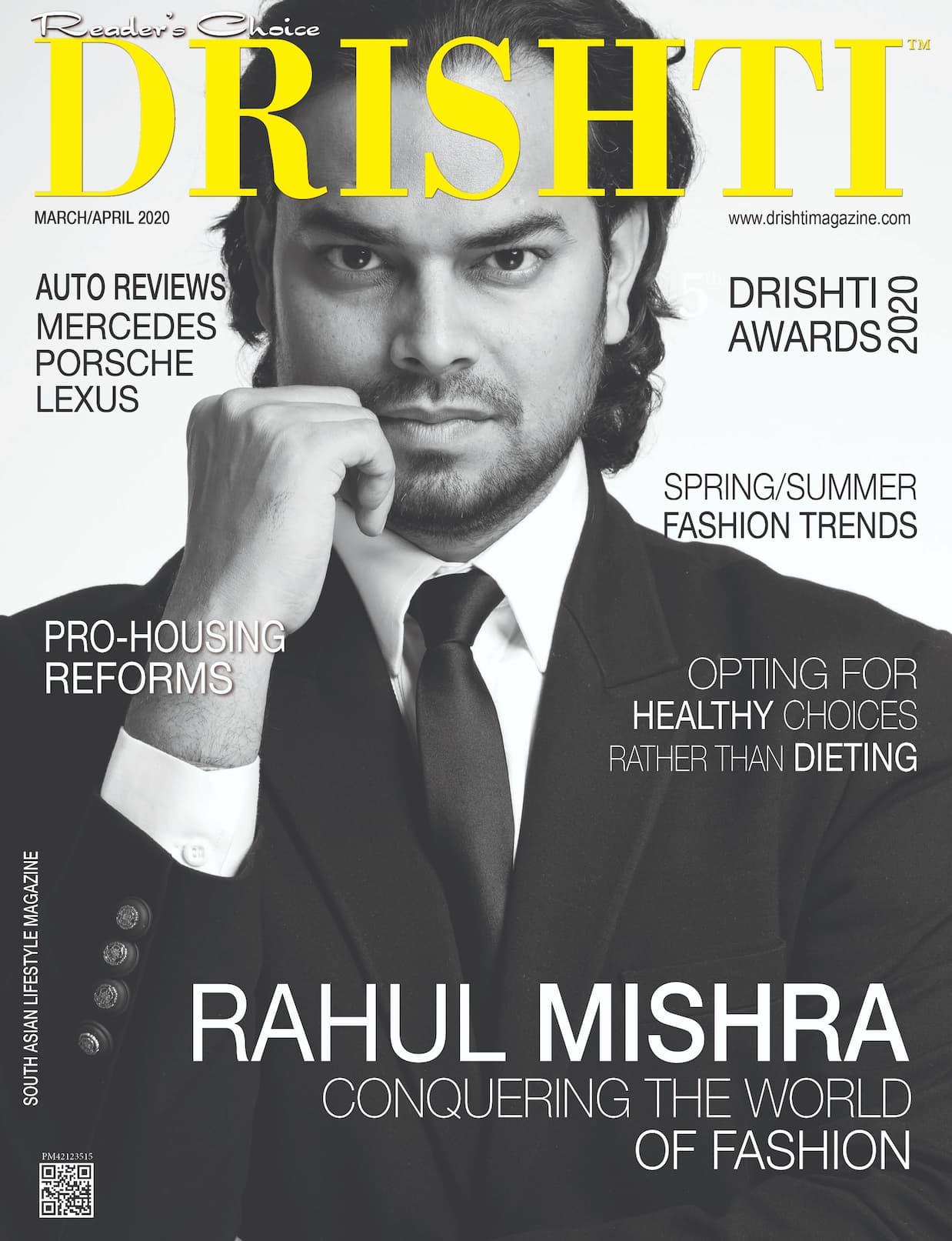 Drishti Magazine March and April 2020